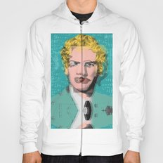 Art Is Anything You Can Get Away With Hoody