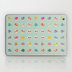How to Tell Poison Mushrooms Laptop & iPad Skin