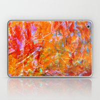 Abstract With Circle In … Laptop & iPad Skin