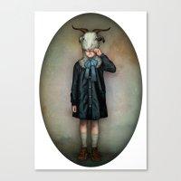 Scapegoat Canvas Print