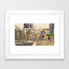 Savana Framed Art Print