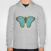 Take Flight Butterfly Hoody