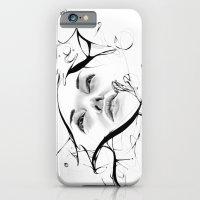 iPhone & iPod Case featuring Line 7 by Martin Kalanda
