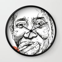 Muddy Waters - Get Your … Wall Clock