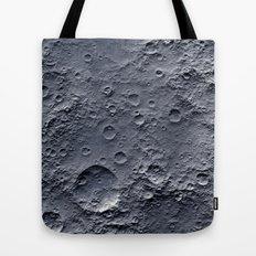 Moon Surface Tote Bag