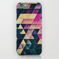 iPhone & iPod Case featuring dynt cyre by Spires