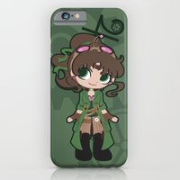 Steampunk Sailor Jupiter iPhone 6 Slim Case