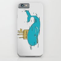 iPhone & iPod Case featuring SUBMARINE by yamini