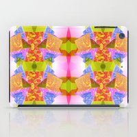 Color Blocks iPad Case