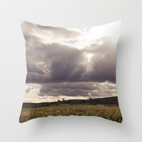 Shine Forth Upon Our Clo… Throw Pillow
