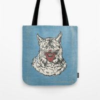 RONALD CATDONALD Tote Bag