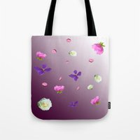 Blooming sky Tote Bag