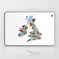 UK Laptop & iPad Skin