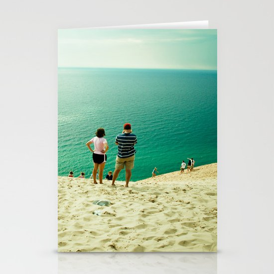 Lookout Stationery Card