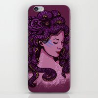 A Mermaid's Hair iPhone & iPod Skin