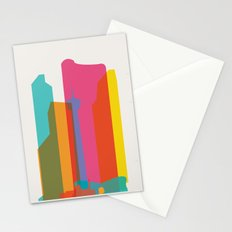 Shapes of Calgary Stationery Cards