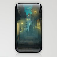 Diagon Alley iPhone & iPod Skin