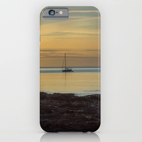 Sunrise Pendennis Point Falmouth iPhone & iPod Case
