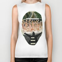 Create Your Own Happines… Biker Tank