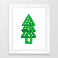 Impossibletree Framed Art Print