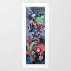Age Art Print