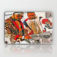COOKING UP SOMETHING MARVELOUS Laptop & iPad Skin