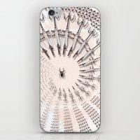 Little Universe Mandala iPhone & iPod Skin