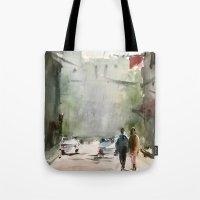Street Tote Bag