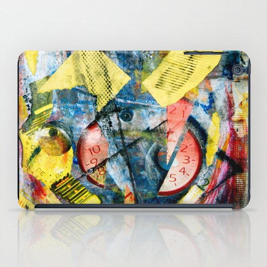 Time Collage iPad Case