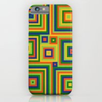 iPhone & iPod Case featuring Be Squared! II by Shawn King