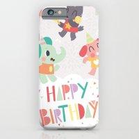 Happy Birthday Party Ani… iPhone 6 Slim Case