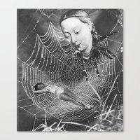 Arachn Canvas Print