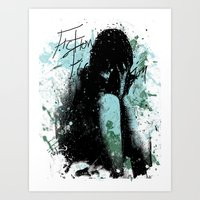 In Pieces Art Print