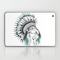 Indian Headdress Laptop & iPad Skin