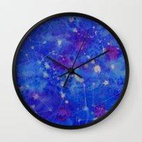 Constelation Wall Clock