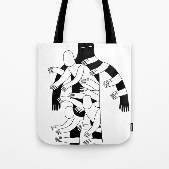 The Hole Tote Bag