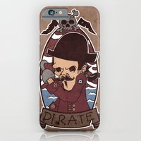 iPhone & iPod Case featuring Pirate by Jelot Wisang