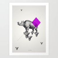 Archetypes Series: Solitude Art Print
