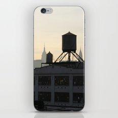 Queensboro Plaza iPhone & iPod Skin
