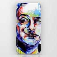 Salvador Dalì iPhone & iPod Skin