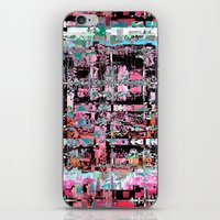Scrambled iPhone & iPod Skin