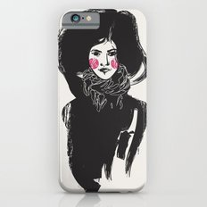 I'd Prefer to Remain a Mystery Slim Case iPhone 6s