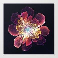 Tibet Sea Flower Canvas Print