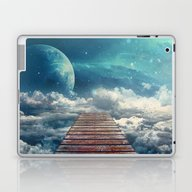 View From The Pier Laptop & iPad Skin