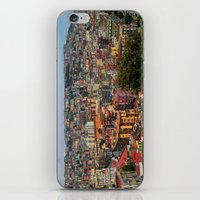 Skyline iPhone & iPod Skin