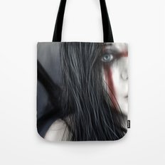 Barbarian Princess Tote Bag