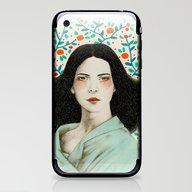 Eufemia iPhone & iPod Skin