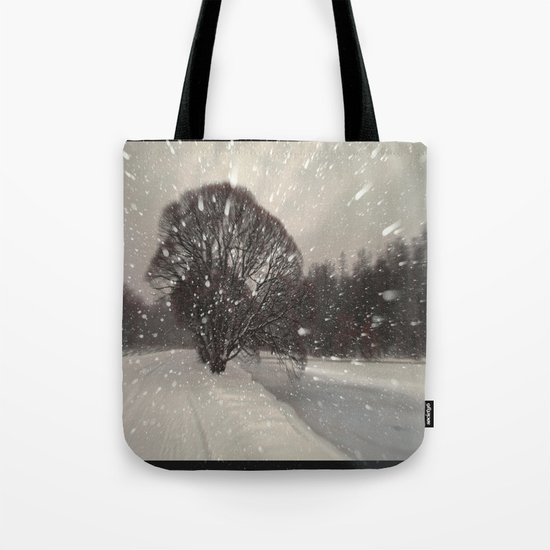 Out of the window... Tote Bag