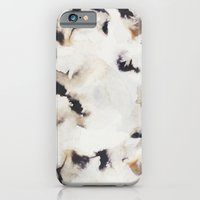 iPhone & iPod Case featuring Ink and coffee II by Grace