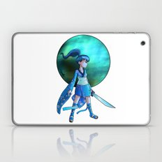 Pluto Princess Laptop & iPad Skin